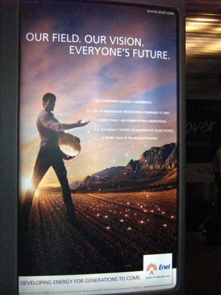The Sower Ad