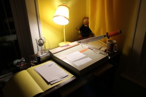 Editing Desk 1